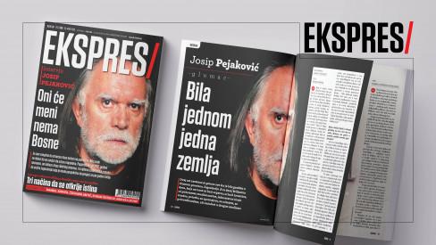 Josip Pejaković vizual