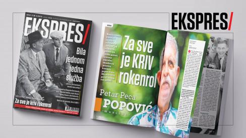 Petar PEca Popovic vizual