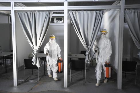 koronavirus, Covid-19, pandemija,