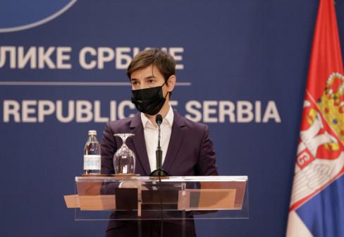 Ana Brnabić premijer Srbije