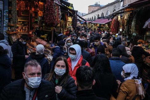 Koronavirus u Turskoj