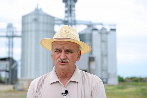 Vladimir Sabo Dajka, nosilag poljoprivrednog gazdinstva u Kucuri