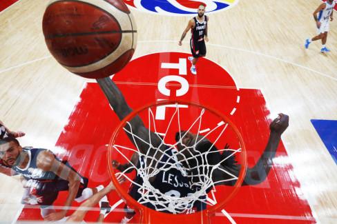 košarkaš Monaka Lesor