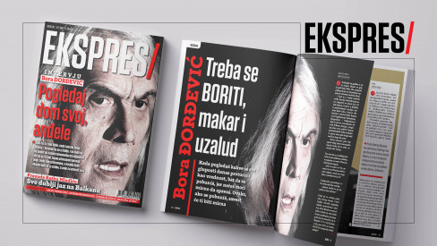 Bora Đorđević vizual