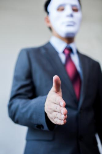Maska, lažno predstavljanje