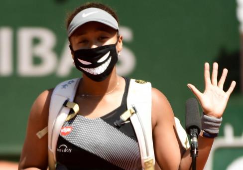 Teniserka Naomi Osaka