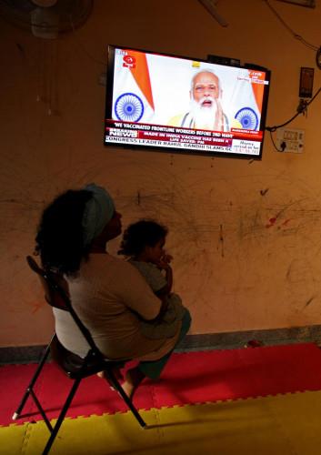 Premijer Indije Modi