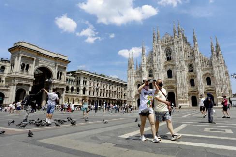 Italija, Milano