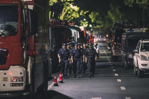 Kineski vatrogaqsci