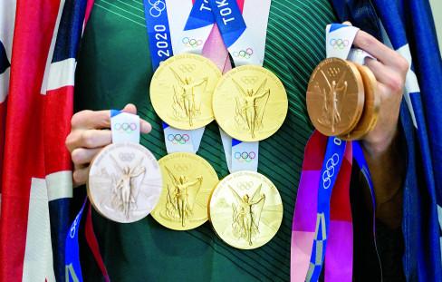 Olimpijske medalje
