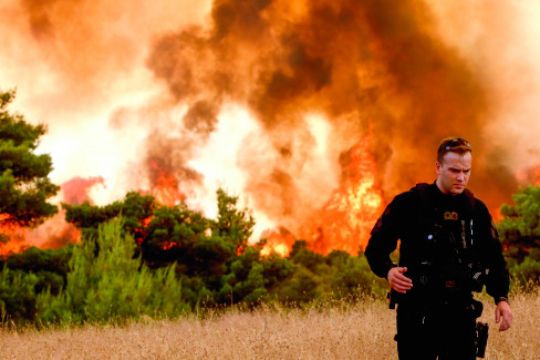 Požari, klimatske promene