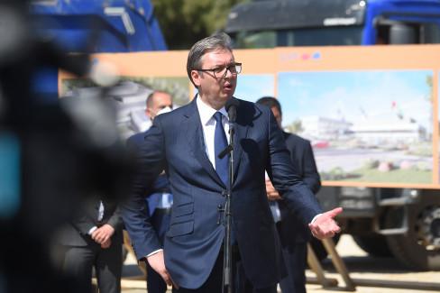 Aleksandr Vučić