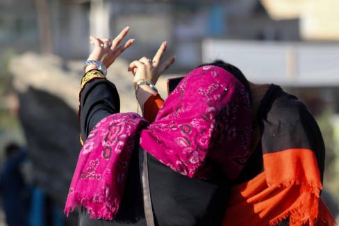žene u Avganistanu