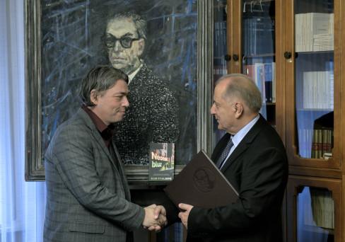 Dejan Stojiljković, Andrićeva nagrada 11.10.2021.