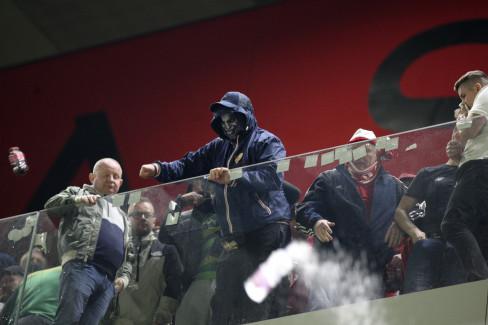Albania Poland WCup 2022 Soccer